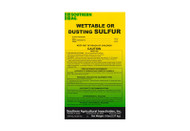 SULFUR WETABLE OR DUSTING 5 Lb.