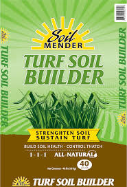 Turf Soil Builder 40 lb