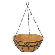 """12"""" Hampton Hanging Basket"""