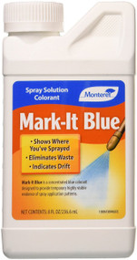Mark-It Blue Post Weed Control Marking 8 oz.