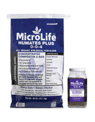 MicroLife Humates Plus 0-0-4  40 Lb Bag