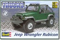 1/25 Revell 2003 Jeep Rubicon (Kit)