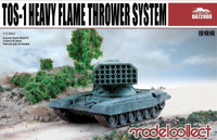 1/72 ModelCollect TOS-1 Heavy Flame Thrower (Multiple Rocket Launcher) System
