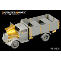 1/35 Voyager WWII German Opel Blitz 3t. 4x2 Cargo Truck / Cargo Bay(For DRAGON 6716)