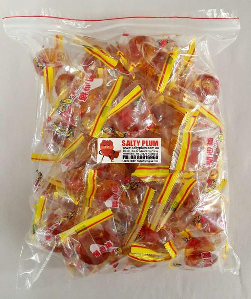 Candy Salty Plum 1kg Bag