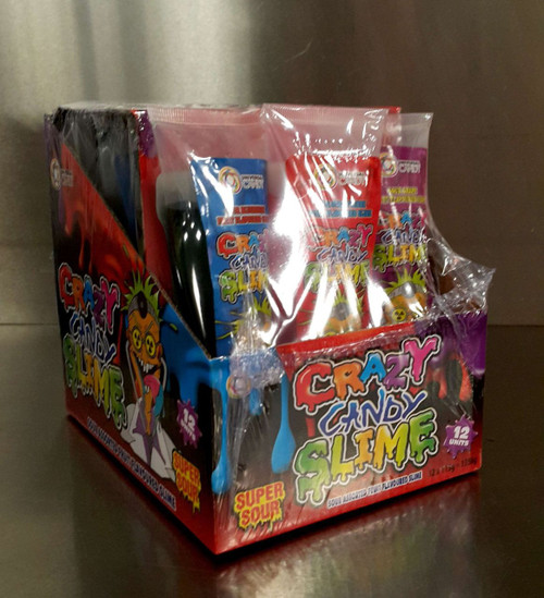 crazy candy slime12pk