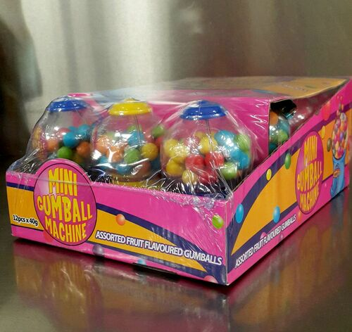 Mini Gum ball 12 pk