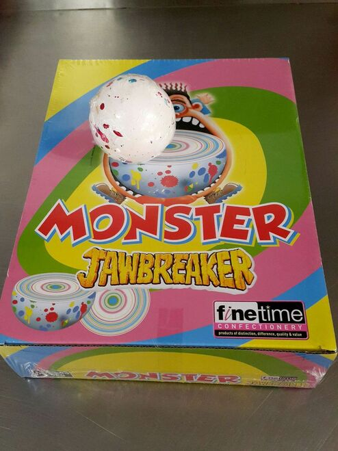 Monster jawbreaker 12pk