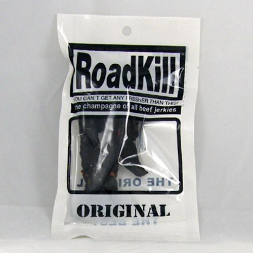 Road kill Beef Jerky