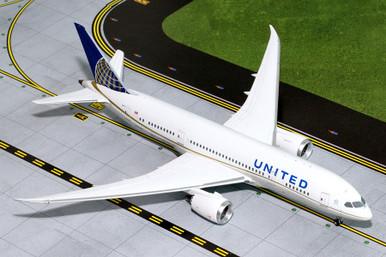 Gemini 200 United Airlines Boeing B787-8 **NEW MOULD** (N27901) G2UAL519 1:200
