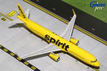 Gemini200 SPIRIT A321-200(S) (Yellow Livery, Sharklets) N668NK G2NKS620 1:200