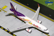 Gemini200 THAI SMILE A320(S) (Cartoon Livery, Sharklets) HS-TXQ G2THD617 1:200