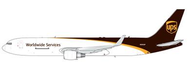 Gemini Jets UPS B767-300(W) (New Livery) N320UP GJUPS1664 1:400