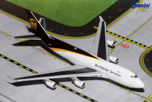 Gemini Jets UPS B747-400 (New Livery) N572UP GJUPS1571 1:400