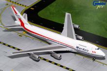 Gemini 200 WARDAIR CANADA B747-200 C-GXRD G2WDA317 1:200