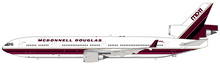 JC Wings  MCDONNELL DOUGLAS MD-11 (PURPLE HOUSE LIVERY) N211MD LH2MCD076 1:200