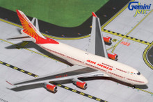 Gemini Jets AIR INDIA B747-400 VT-EVA GJAIC1638 1:400