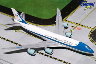 Gemini Jets U.S.A.F. B747-8 (Air Force Oe) 8000 GJAFO1666 1:400