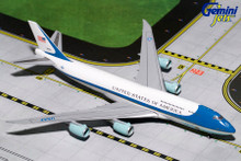 Gemini Jets U.S.A.F. B747-8 (Air Force Oe) 8000 GJAFO1666 1:400