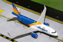 Gemini 200 ALLEGIANT A319(S) (New Livery, Sharklets) G2AAY663 1:200