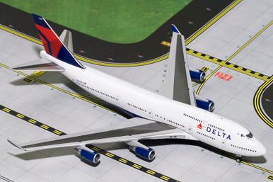 Gemini Jets DELTA B747-400 (Final Flight) N662US GJDAL1640 1:400