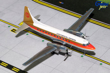 Gemini200 CONTINENTAL EXPRESS CV-580 (Red Meatball) N73106 G2COA291 1:200