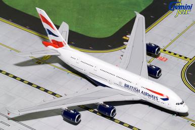 Gemini Jets BRITISH AIRWAYS A380 G-XLEC GJBAW1679 1:400