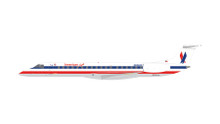Gemini Jets AMERICAN EAGLE ERJ-145 (Old Livery) N639AE GJAAL1565 1:400
