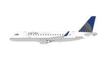 Gemini Jets UNITED EXPRESS ERJ-170 N637RW GJUAL1253 1:400
