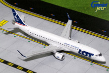 Gemini200 LOT POLISH ERJ-195 SP-LNE G2LOT345 1:200