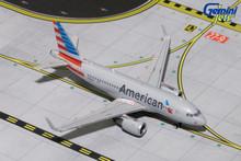 Gemini Jets AMERICAN A319(S) (Sharklets) N8027D GJAAL1702 1:400