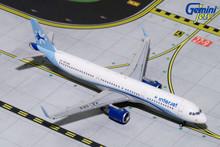 Gemini Jets INTERJET A321(S) (Sharklets) XA-GEO GJAIJ1703 1:400
