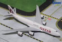 Gemini Jets QATAR CARGO B747-8F A7-BGB GJQTR1720 1:400
