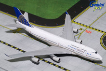 Gemini Jets UNITED B747-400 (747 Friendship) N121UA GJUAL1741 1:400