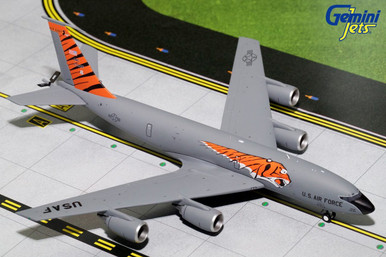 Gemini200 U.S.A.F KC-135R (New Jersey ANG, Tiger Livery) 23508 G2AFO698 1:200