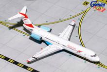 AUSTRIAN AIRLINES F-100 (Goodbye Fokker) OE-LVE GJAUA1740 1:400