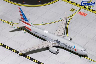 AMERICAN B737 MAX-8 N324RA GJAAL1708 1:400