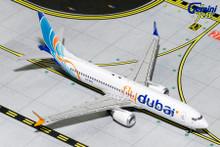 FLYDUBAI B737 MAX-8 A6-MAX GJFDB1687 1:400