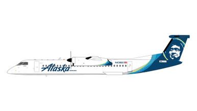 ALASKA DASH 8-Q400 (New Livery) N438QX G2ASA729 1:200