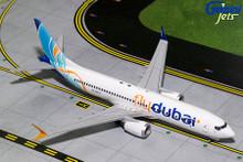 FLYDUBAI B737 MAX-8 A6-MAX G2FDB717 1:200