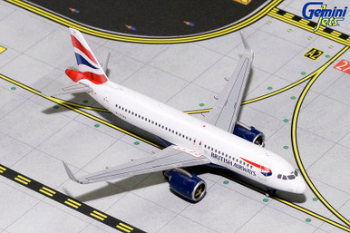 BRITISH A320neo G-TTNA GJBAW1786 1:400