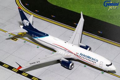 AEROMEXICO B737 MAX-8 XA-MAG G2AMX708 1:200