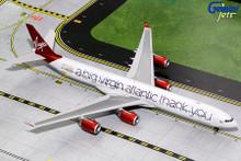 VIRGIN ATLANTIC A340-600 (A Big Thank You) G-VNAP G2VIR732 1:200