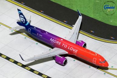 ALASKA A321neo (More to Love) N927VA GJASA1776 1:400