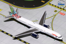 BRITISH AIRWAYS B757-200 (Animal & Trees) G-CPEL GJBAW1695 1:400