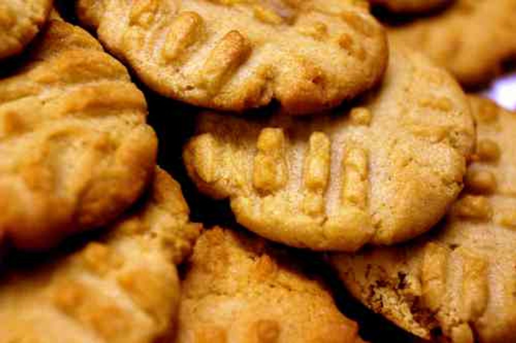Our Crazy Life & Peanut Butter Cookies