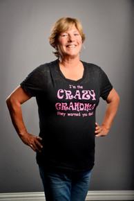 Crazy Grandma Burnout