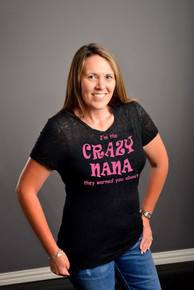 Crazy Nana Burnout