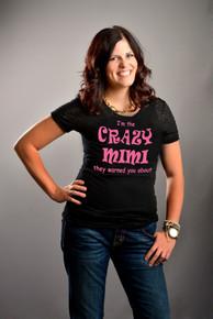 Crazy Mimi Burnout