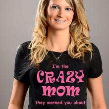 Crazy Mom Closeup